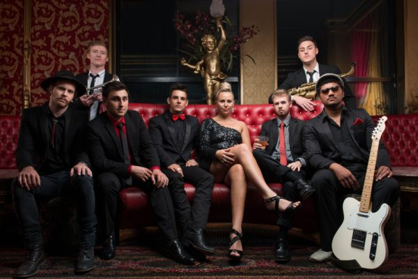Redtie Party Band Gold Coast Event
